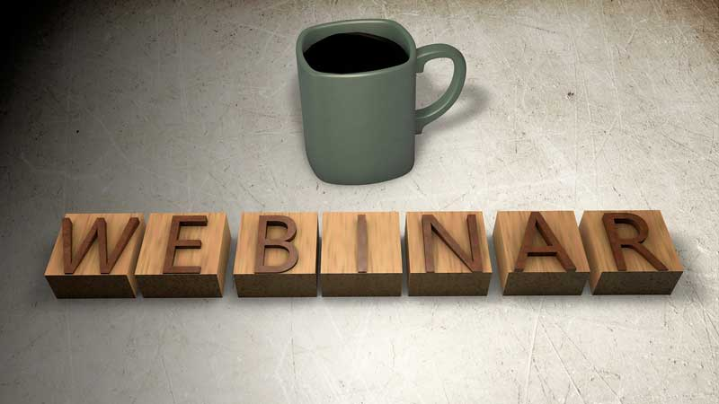 If You Have Some Spare Time, Join CDC® For Our Free Webinar Series